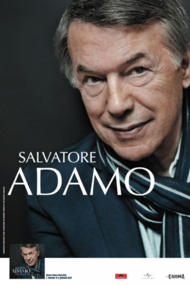 SALVATORE ADAMO @ CASINO BARRIERE - LILLE