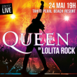 Concert Queen By Lolita Rock à ARUE @ HOTEL LE PEARL BEACH - Billets & Places
