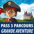 3 PARCOURS période jaune (Pass grande aventure)