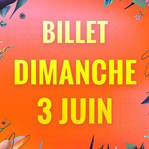 WE LOVE GREEN - DIMANCHE @ Plaine de la Belle Etoile - Bois de Vincennes - PARIS