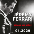 Spectacle JEREMY FERRARI à TROYES @ THEATRE  DE  CHAMPAGNE - Billets & Places