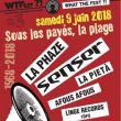 WHAT THE FEST?! #3 - SOUS LES PAVÉS, LA RAGE - SAMEDI 9 JUIN