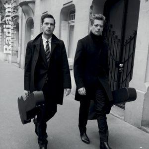 BENJAMIN BIOLAY & MELVIL POUPAUD @ RADIANT-BELLEVUE - CALUIRE ET CUIRE