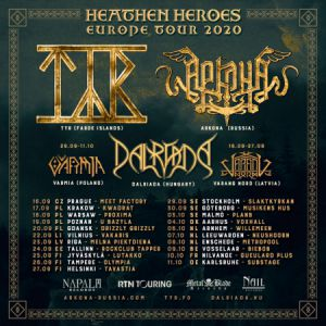 Arkona & Tyr + Guests