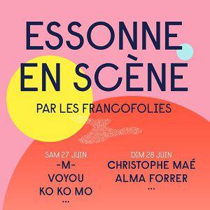 Essonne En Scene 2020 - Pass 2 Jours Samedi - Dimanche