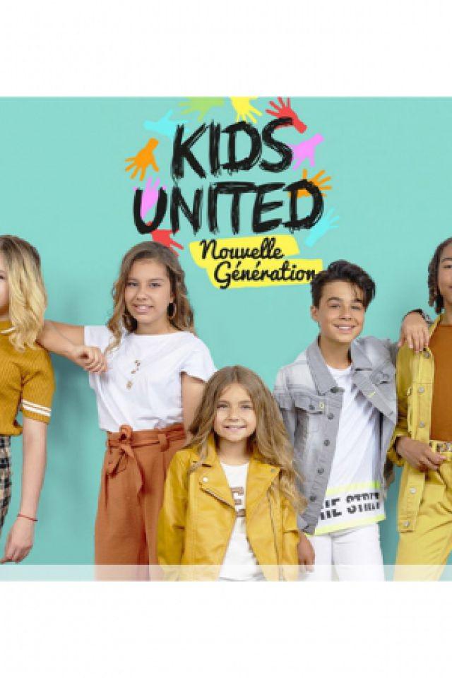 KIDS UNITED - dans le cadre du LOLSONG FESTIVAL @ LE TIGRE - MARGNY LÈS COMPIÈGNE