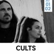 Concert CULTS à PARIS @ Badaboum - Billets & Places