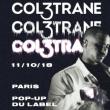 Concert COL3TRANE + CÉZAIRE à PARIS @ Pop-Up! - Billets & Places