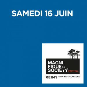 Jain + Petit Biscuit + Lomepal + Sopico & more @ Parc de Champagne - REIMS
