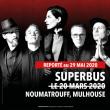 Concert SUPERBUS + 1ère PARTIE