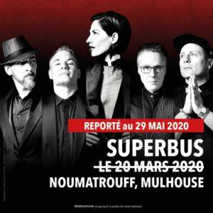 Superbus + 1Ère Partie