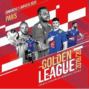 Golden League Masculine 2020