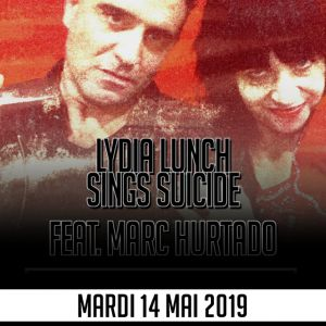 Lydia Lunch Sings Suicide Ft Marc Hurtado