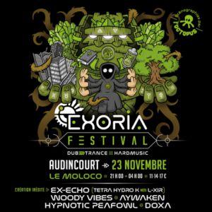 Exoria - Dub To Trance