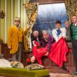 """Théâtre GALA  LDCM  """"FAUX BRITISH"""" à NAMUR @ GRANDE SALLE - THEATRE DE NAMUR - Billets & Places"""