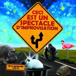 CECI EST UN SPECTACLE D'IMPROVISATION @ Théâtre d'Aix - AIX EN PROVENCE