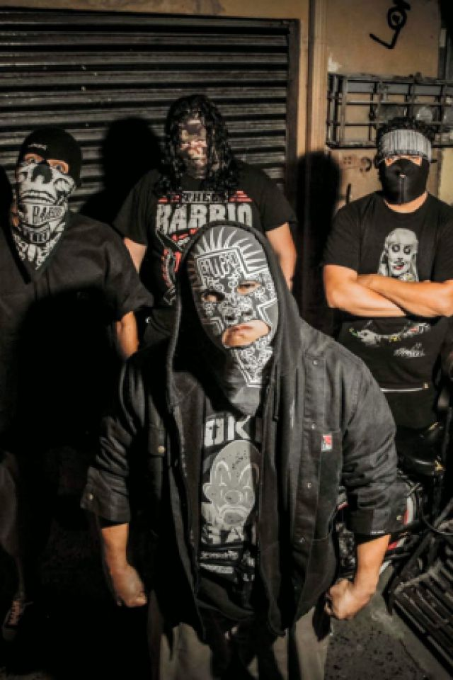 Concert SEE YOU IN THE PIT #7 THELL BARRIO
