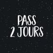 Festival LES INSOLANTES - PASS 2 JOURS