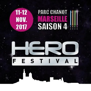 Salon herofestival marseille 2017 pass 2 jours parc for Salon marseille parc chanot