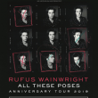 Concert RUFUS WAINWRIGHT  à Paris @ L'Olympia - Billets & Places