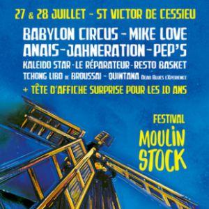 Festival Moulinstock 2018 @ Terrain du Moulin - SAINT VICTOR DE CESSIEU