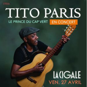 TITO PARIS @ La Cigale - Paris