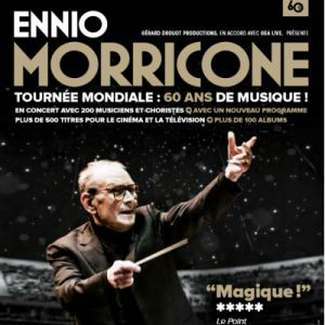 ENNIO MORRICONE @ ACCORHOTELS ARENA - PARIS 12