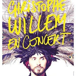 CHRISTOPHE WILLEM @ Théâtre de la Mer - SAINTE MAXIME
