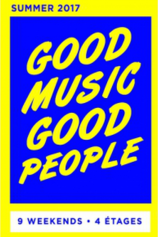 DEMAIN C'EST LOIN  • Good Music For Good People @ La Machine du Moulin Rouge - Paris