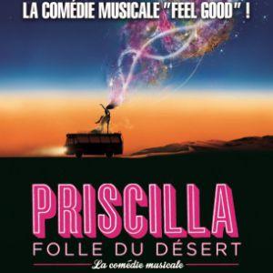 PRISCILLA  FOLLE DU DESERT  @ Zénith de Dijon - Dijon