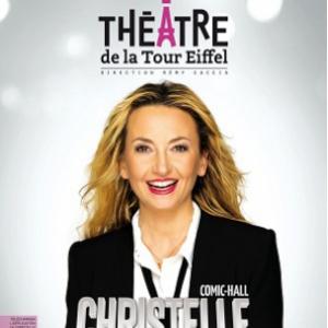 Christelle Chollet dans « Comic Hall » @ Théâtre de la Tour Eiffel - PARIS