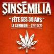 Spectacle SINSEMILIA à Grenoble @ SUMMUM - ALPEXPO - Billets & Places