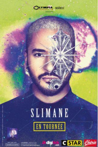 Concert SLIMANE à LONGUENESSE @ SCENEO - Billets & Places