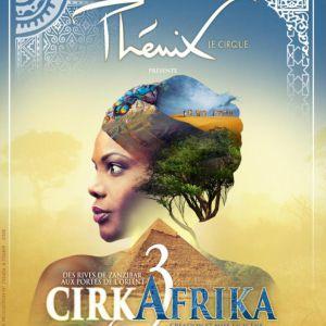 Le Cirque Phénix - Cirkafrika 3 @ L'ACCLAMEUR - NIORT