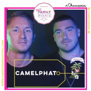 Road To Family Piknik Avec Camelphat