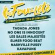 FESTIVAL LES FEUX DE L'ÉTÉ - PASS VENDREDI