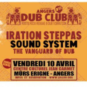 Angers Dub Club #10 Iration Steppas
