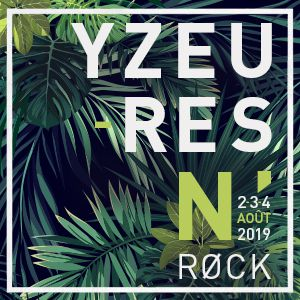 Festival Yzeures'n'rock - Pass Week-End