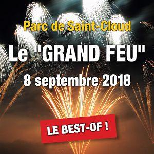 """GRAND FEU - """"LE BEST OF"""" @ Domaine National de Saint Cloud - SAINT CLOUD"""
