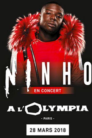 Concert NINHO à Paris @ L'Olympia - Billets & Places