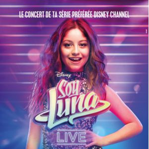 Concert SOY LUNA LIVE