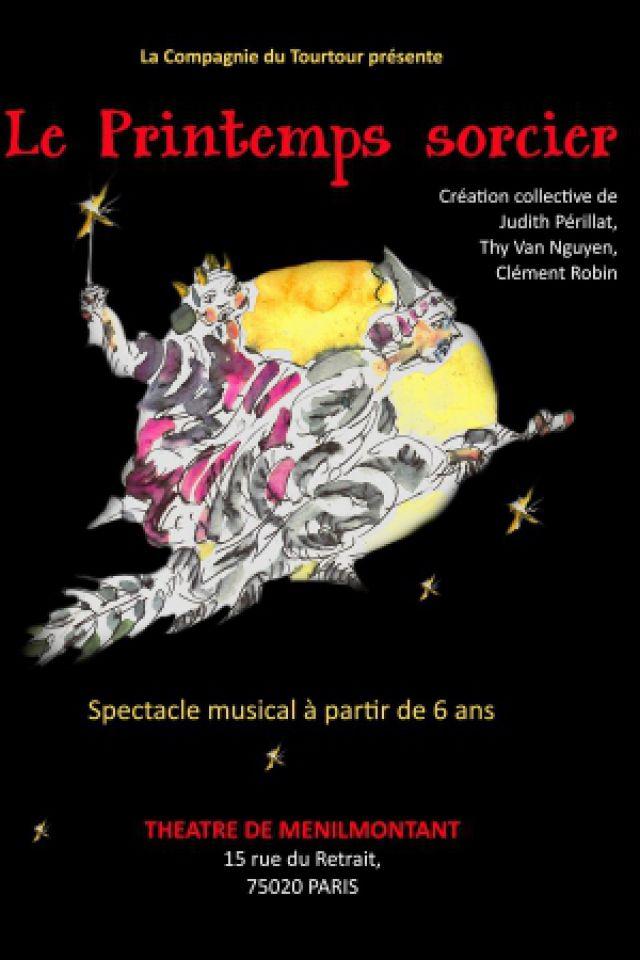 Le Printemps sorcier @ Théâtre de Ménilmontant - Le Labo - Paris