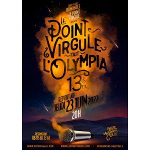 Le Point Virgule Fait L'olympia - 13Eme Edition