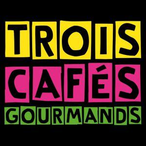 """Trois Cafés Gourmands """" Un Air Détourné"""""""