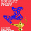 Carte Distrikt Paris x Rex