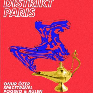 Distrikt Paris X Rex