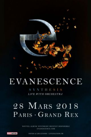 Concert EVANESCENCE