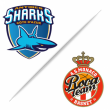 Match ANTIBES SHARKS / AS MONACO BASKET