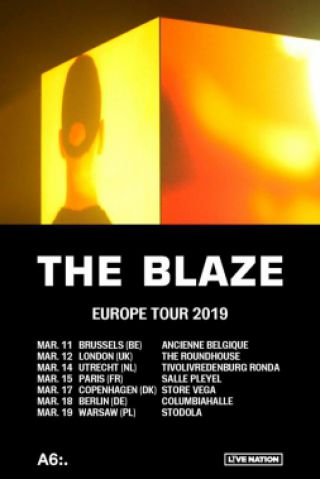 Concert THE BLAZE à Paris @ Salle Pleyel - Billets & Places
