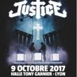 Concert JUSTICE à LYON @ Halle Tony Garnier - Billets & Places
